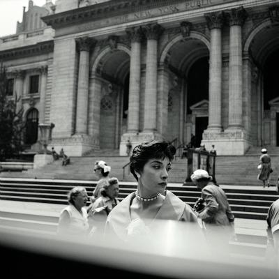 3.Maier New York Public Library, New York, 1952 ca