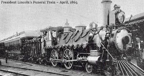 Lincoln-funeral-train
