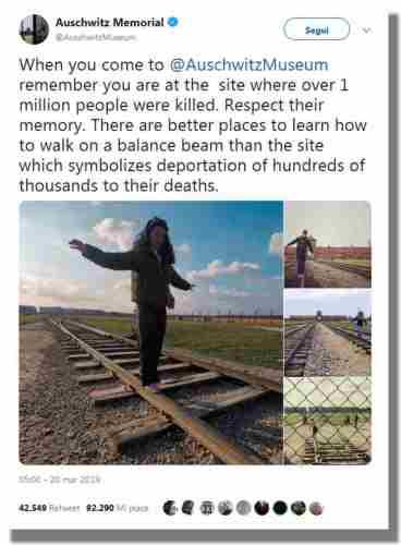 AuschwitzTweet