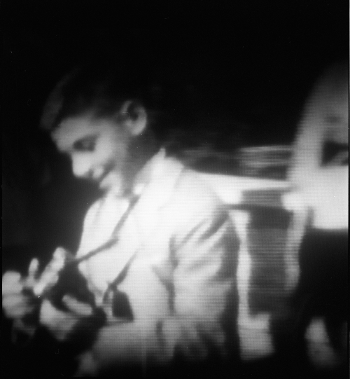 5. Il fotografo da bambino 1959