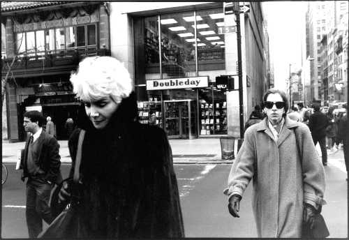 93. Gloria Vanderbilt New York 1987