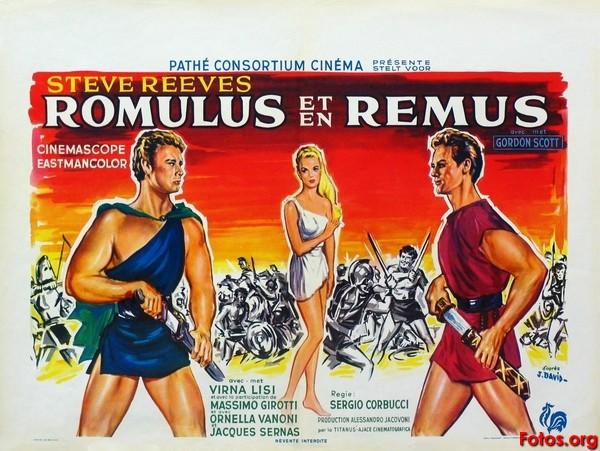 CORBUCCI-Sergio-1961-Romolo-e-Remo-Romulo-y-Remo-BE000-David
