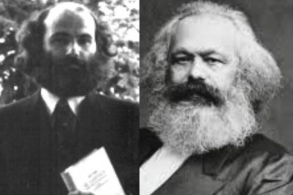 Io e Marx in BN