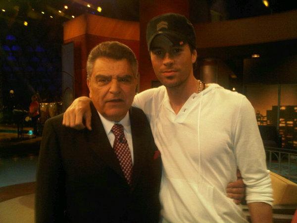 Don Francisco, leggenda della TV di lingua spagnola