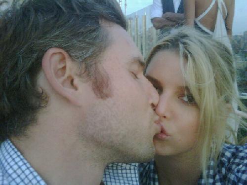 Un bacio a Eric Johnson