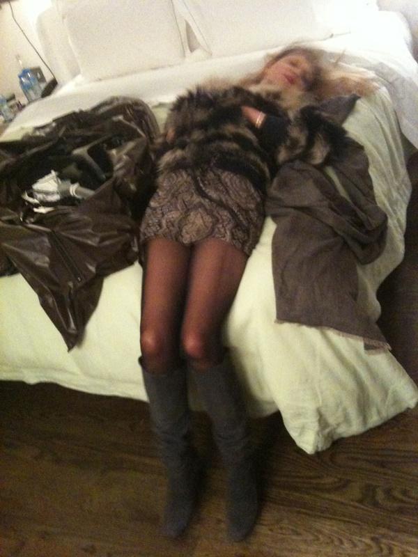 Courtney Love - riposo lampo