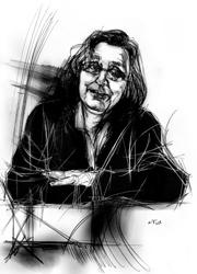 Gabriella Gribaudi nel ritratto di Francesco Ardizzone