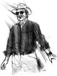 Antonio Palmieri nel ritratto di Francesco Ardizzone