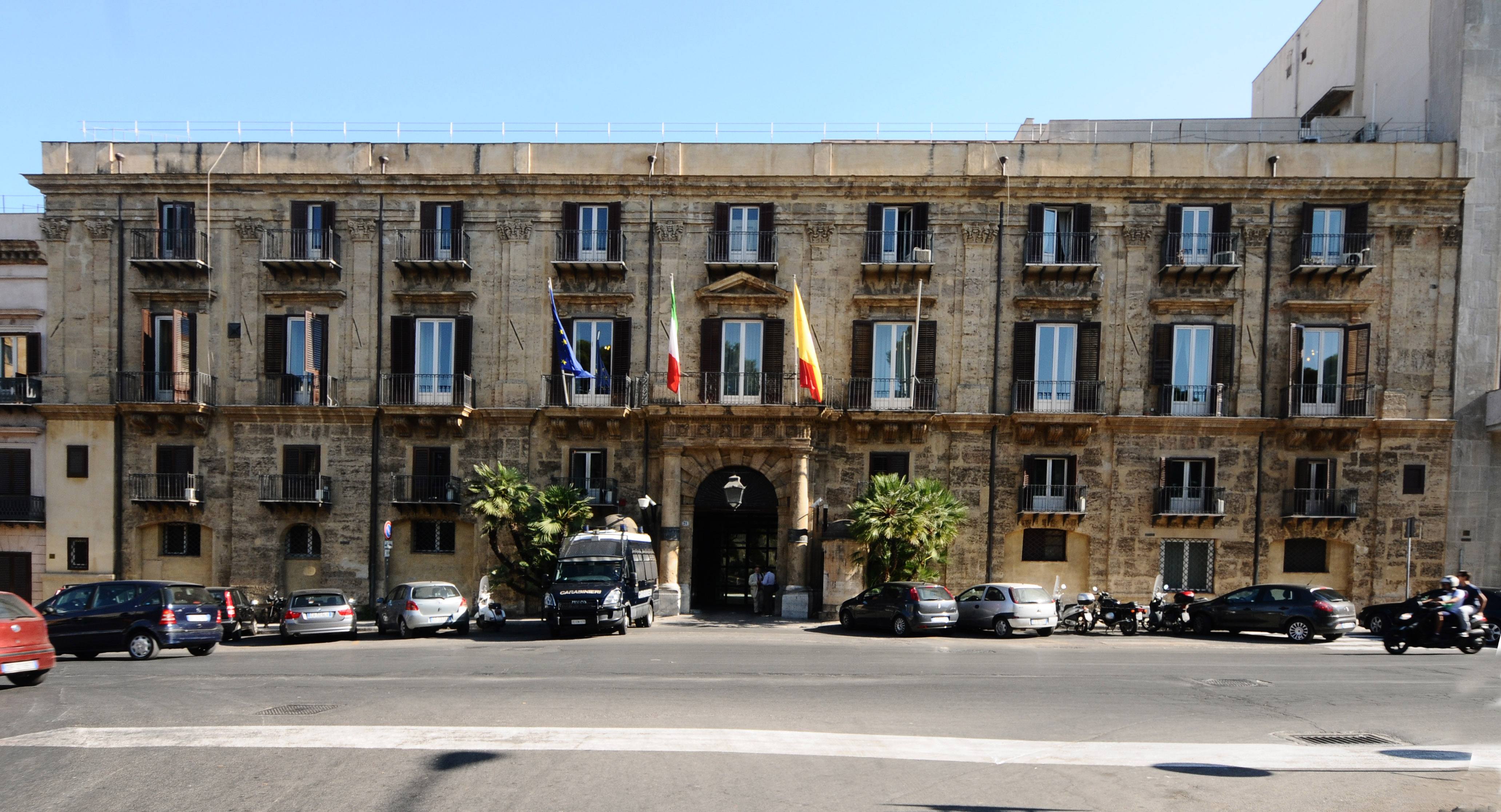 Palazzo D'orleans 22 novembre 2014.MIKE PALAZZOTTO