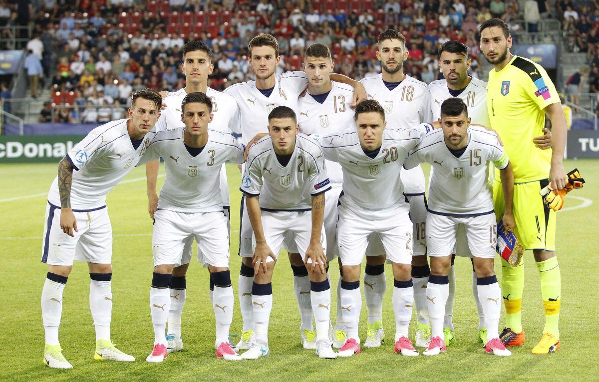 Spagna-Italia, semifinale Europei Under 21