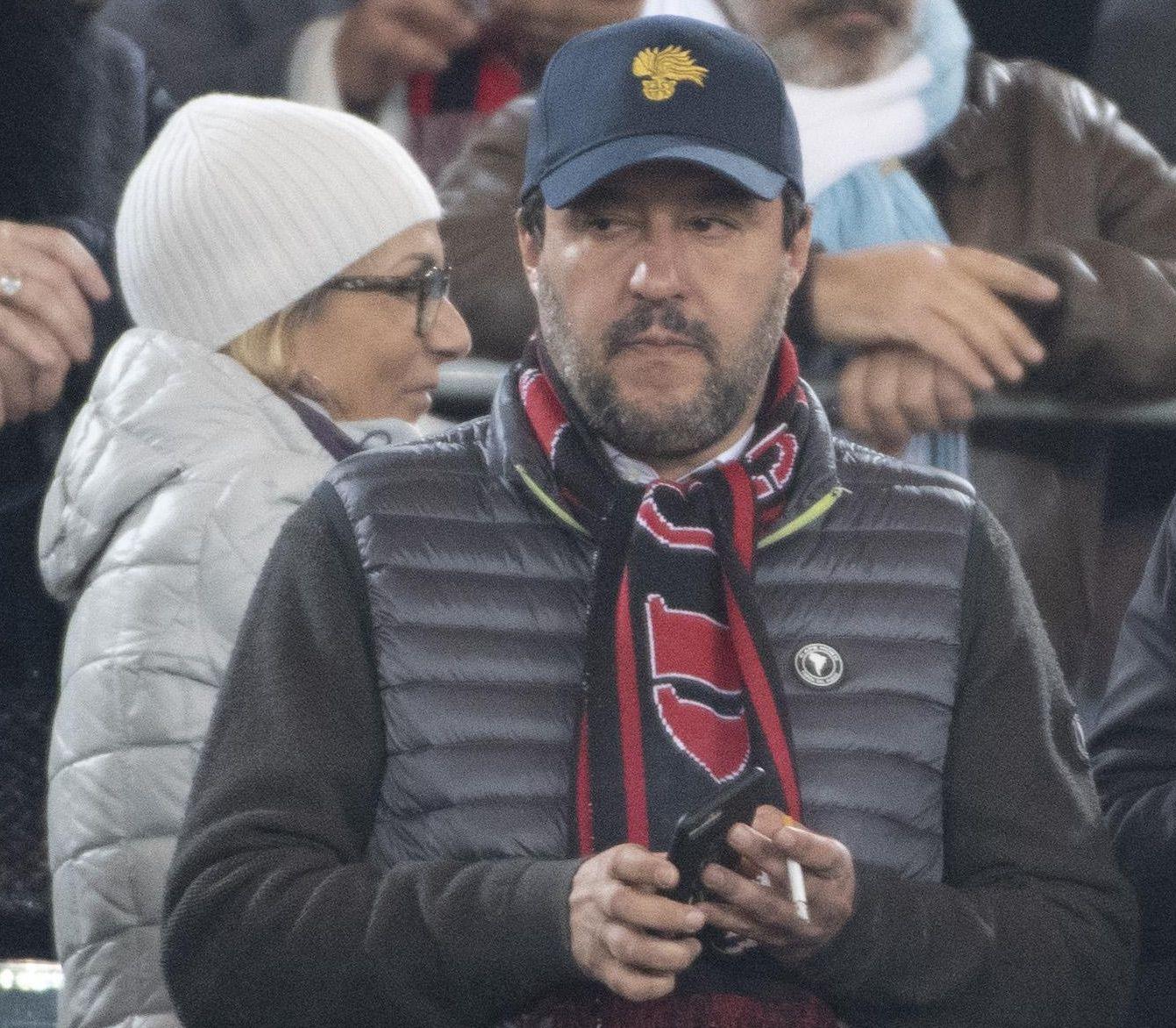 Soccer: Italy Cup; Lazio-Milan