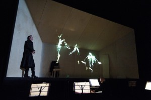 Marc Almond in Ten Plagues at the Traverse Theatre. Photo by Ric