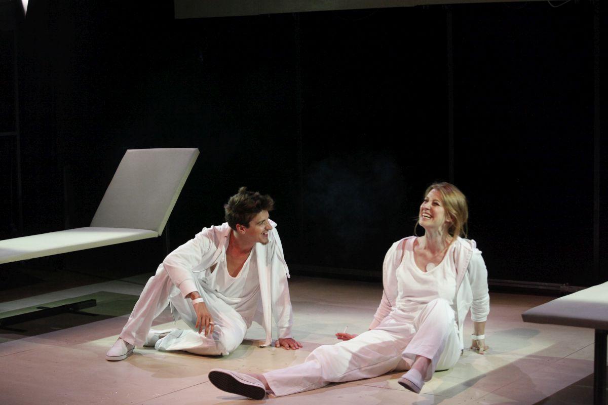 Risultati immagini per the effect teatro