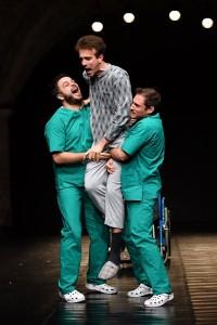 60 Festival di Spoleto, Progetto Accademia 2017 con lo spettacolo Reparto Amleto