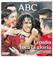 prima pagina ABC