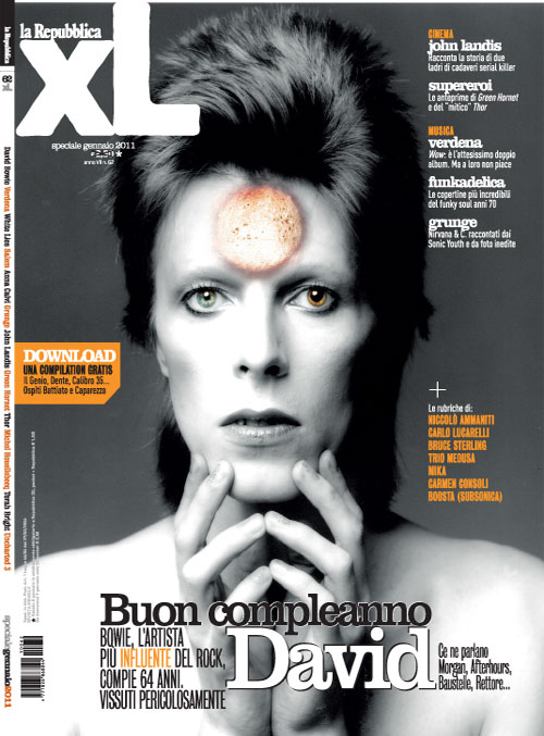 Blog Buon Compleanno David Bowie