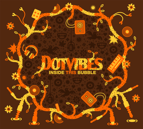 DotVibes CD Cover