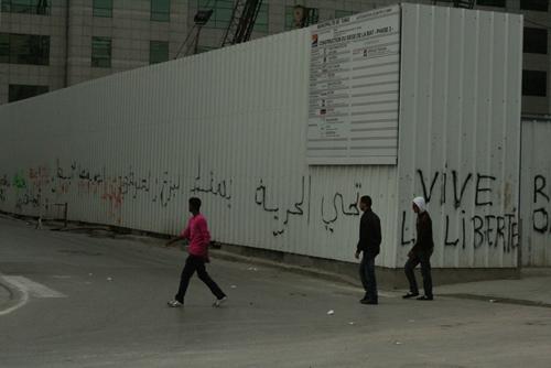 Una breccia nel muro del mediterraneo - Diario al ritorno dalla Tunisia