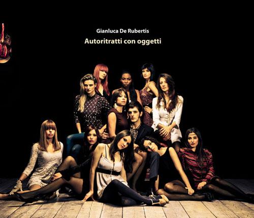 Cover Gianluca De Rubertis