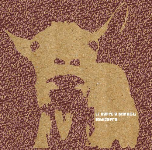 cover SADICAPRA - le capre a sonagli