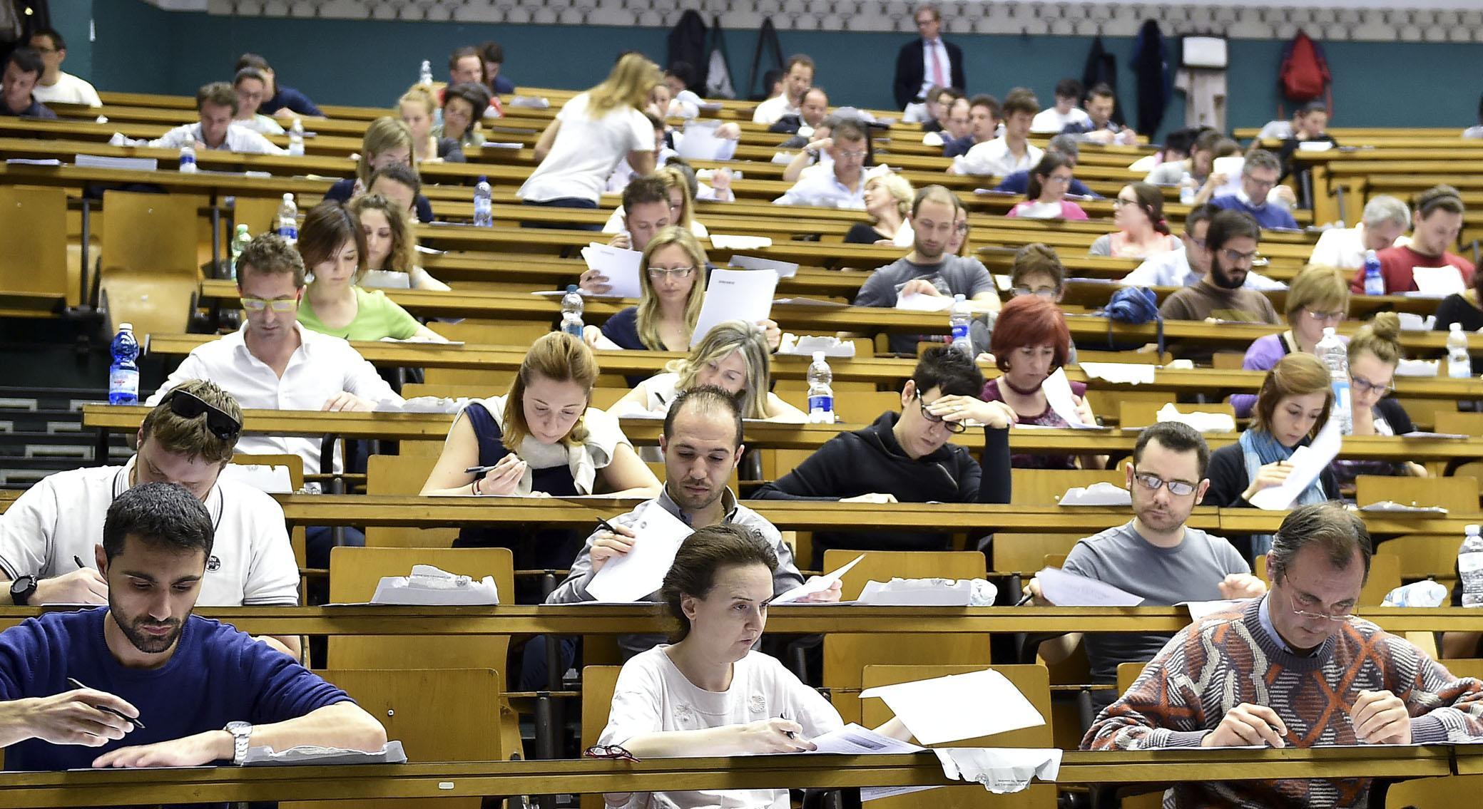 Università: Torino i test per la facoltà di Medicina