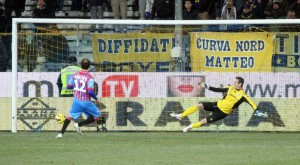 Parma vs. Catania - Tim Cup 2012-2013