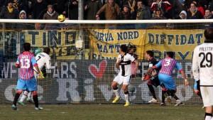 Parma vs Catania - Serie A Tim 2012/2013