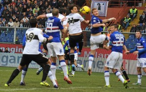 Soccer: Serie A; Sampdoria-Parma