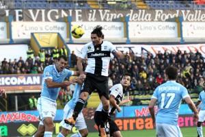 Soccer: Serie A match Parma vs Lazio