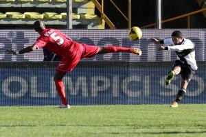Soccer: Serie A; Parma-Catania