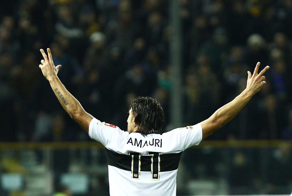 Parma vs Fiorentina - Serie A Tim 2013/2014