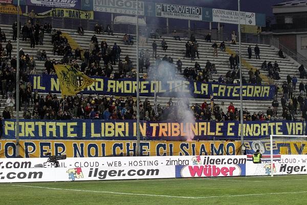 Soccer: Serie A; Parma-Chievo