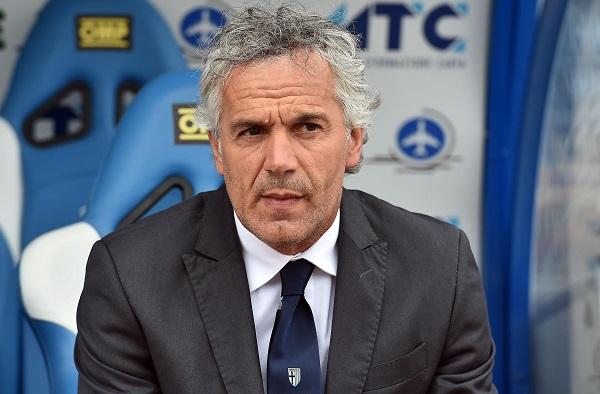 Soccer: Serie A soccer match Empoli FC vs Parma FC
