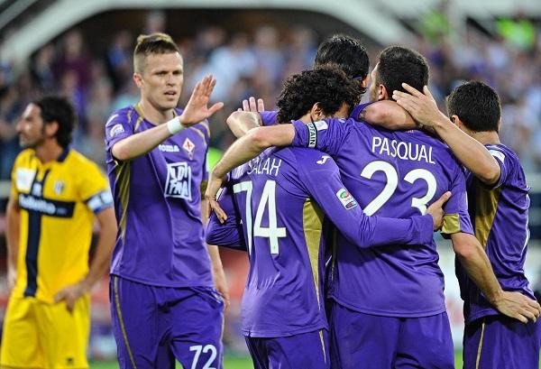 Soccer: Serie A; Fiorentina-Parma