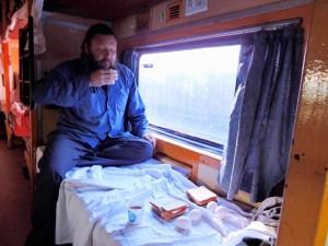 Colazione sul treno