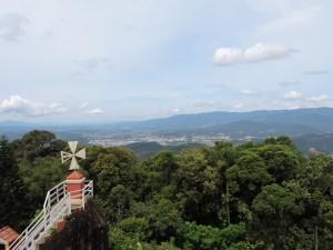 Panorama su Nova Trento