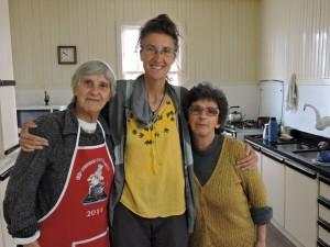 Dosolina, io e la figlia Lourdes