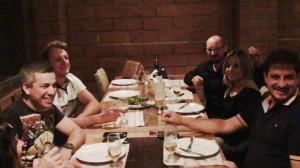 Cena al ristorante Nostra Casa