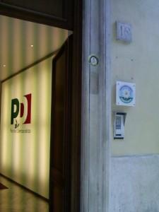 La sede del Pd
