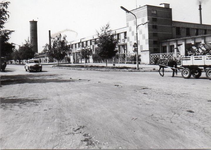 Albania fabbrica