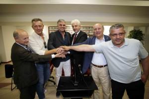 Gianni Santandrea  - Reggiana nuova societa'