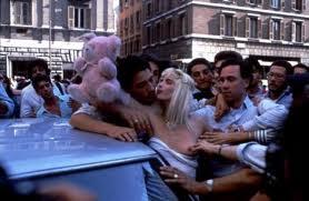 Primavera 1987, delirio elettorale a piazza Montecitorio
