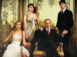 Famiglia reale e un po' metallizzata