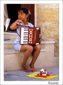 """Eduardo Balogh, """"Gipsy girl by Ketaka"""""""