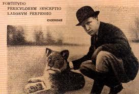 Il Duce e la sua belva (1927)