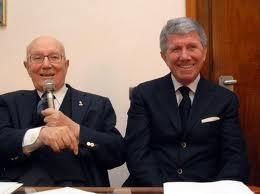 Don Verzè e Mario Cal