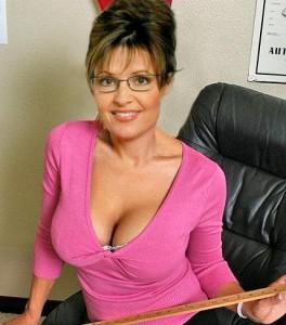 Sarah Palin Strip Tease
