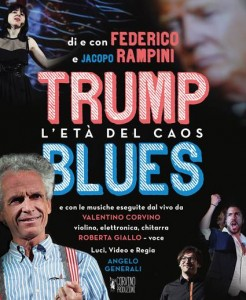Locandina generica Trump Blues