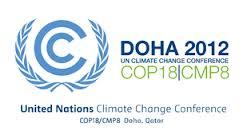 COP 18 logo