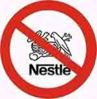 boicott Nestlé